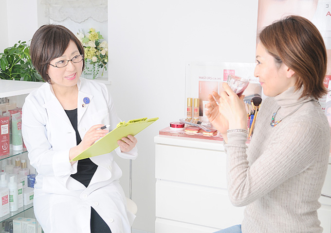女性専用の美容鍼灸